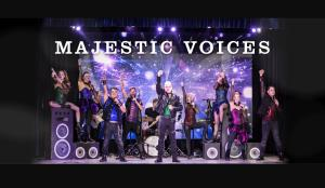 Majestic Voices, our very own celebration of the music of Queen