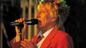Garry Pease as Rod Stewart