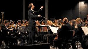 National Symphony Orchestra , conducted and presented by Anthony Inglis, featuring Annette Wardell