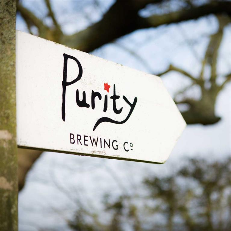 Purity Brewery Tour