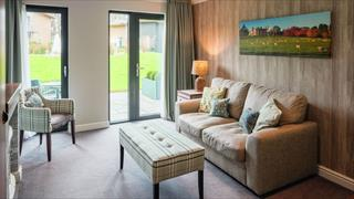 Carousel Item 2: Garden Lodge Suite at Bodelwyddan Castle Hotel
