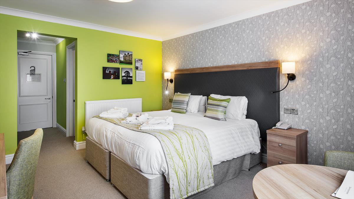 Standard Rooms At Bodelwyddan Castle Hotel North Wales