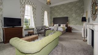 Carousel Item 3: Historic Suite at Holme Lacy House Hotel