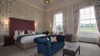 Carousel Item 1: Historic Suite at Holme Lacy House Hotel
