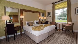 Carousel Item 4: Signature room at Holme Lacy House Hotel