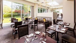 Carousel Item 3: The Rawson restaurant, Nidd Hall Hotel