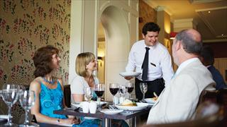 Carousel Item 5: Rawson Restaurant at Nidd Hall Hotel